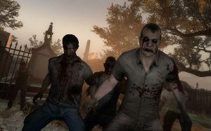Los zombies seguiran siendo igual que en la pasada entrega, rapidos y letales, aunque esperemos que hayan nuevos gigantes como el Tank que vimos en el primer Left 4 Dead
