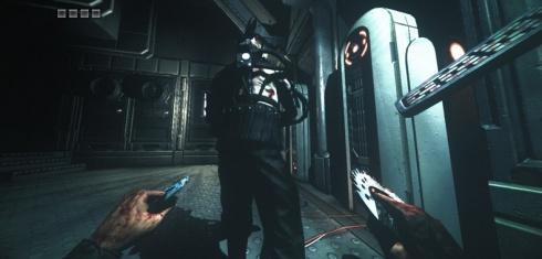 Uno de los efectos mas disfrutables en el juego, sera la sangre que quede en las manos de Riddick, al fin y al cabo, es el resultado de tanto cuerpos destrozados