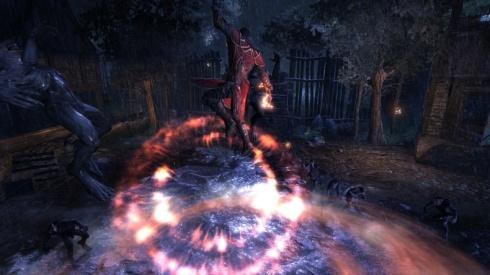 La variedad de tecnicas de combate sera impresionante, las cuales van desde ataques tradicionales con armas hasta conjuros magicos