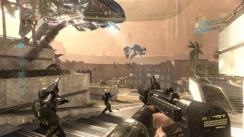 Al igual que en Halo 3. El editor Forge hace gran presencia en el multijugador. Podremos personalizar aspectos como nuestras armas y el numero de vehiculos en cada partida